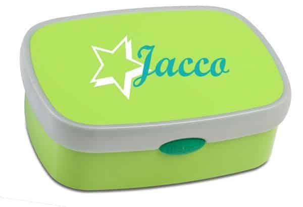 Lunchbox / Brooddoos met naam (Mepal)
