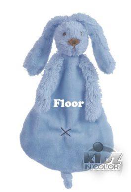 Rabbit Richie Deep Blue met naam Tuttle (Happy-Horse)