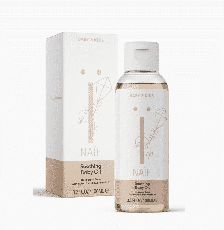 Naïf Massage Oil