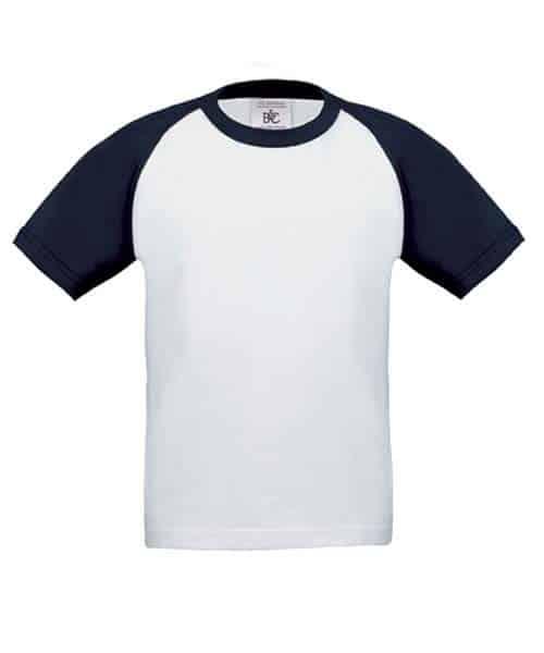 Baseball Shirt (Blauw)