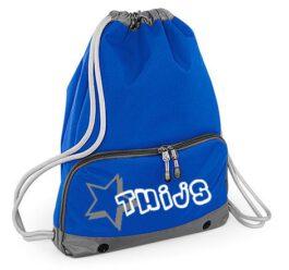 Gymtas sport (Royal Blauw)