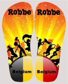 WK Slippers België