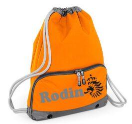 Gymtas sport (oranje)