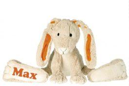 Rabbit Twine No. 3 met naam (Happy-Horse) (Groot)