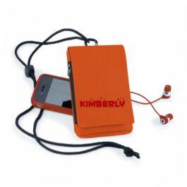 Telefoon Hoesje / Ipod Hoesje met naam Orange