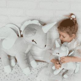 Unicorn XL – Grijs – mint