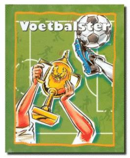 Voetbalster(boek met naam)