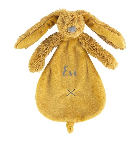 Rabbit Richie Ochre met naam Tuttle (Happy-Horse)