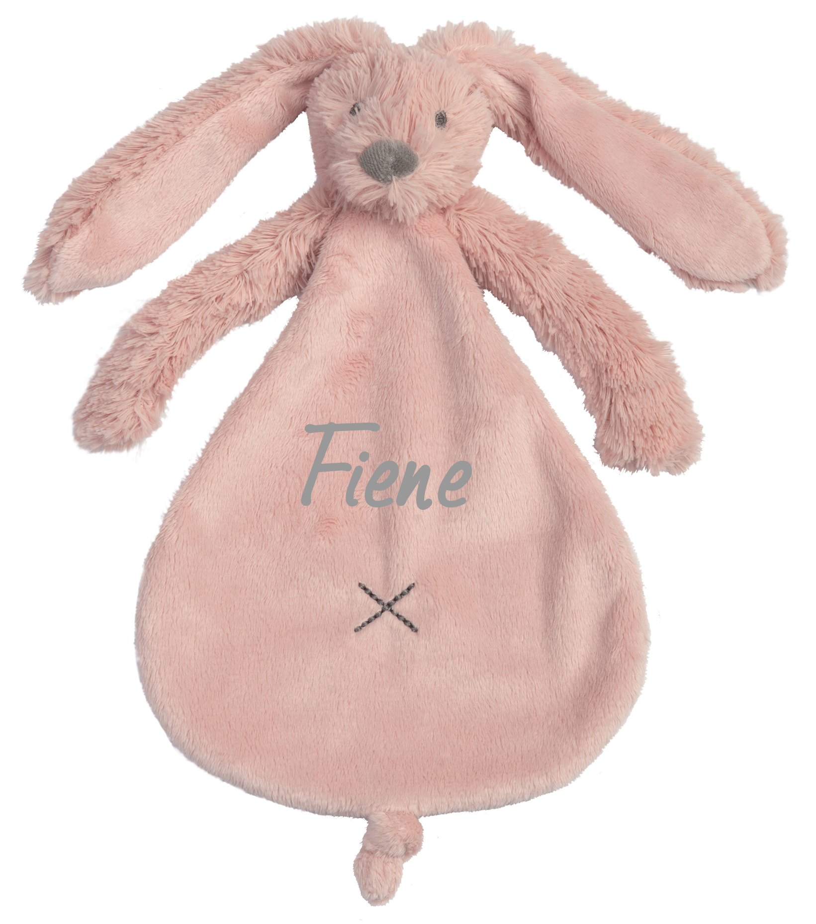 Rabbit Richie OLD PINK met naam Tuttle (Happy-Horse)