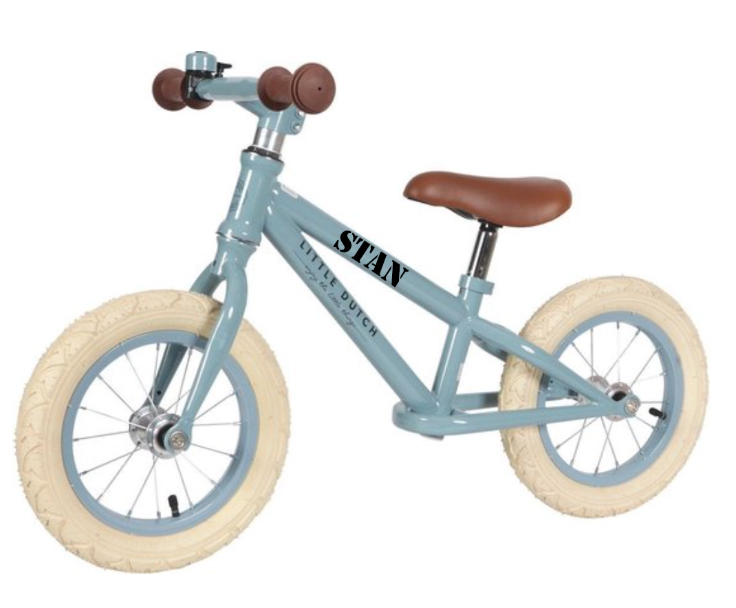 Little Dutch Loopfiets – Blauw