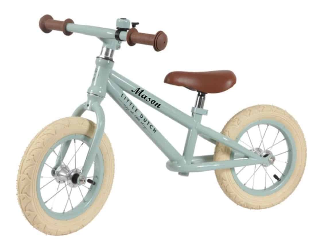Little Dutch Loopfiets – Mint